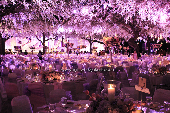 Gala dinner lightworks page 5 melen suryas wedding reception decoration by soeryanto project art plus wedding more junglespirit Choice Image