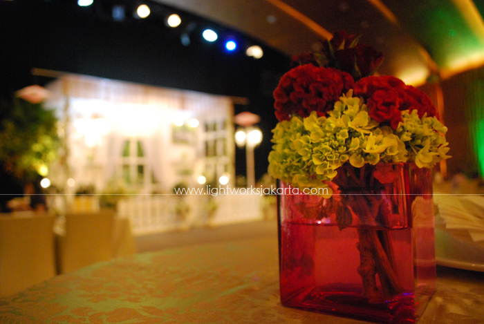 Upperroom Open House with Ismaya Catering ; Located in Upperroom Jakarta ; Lighting by Lightworks