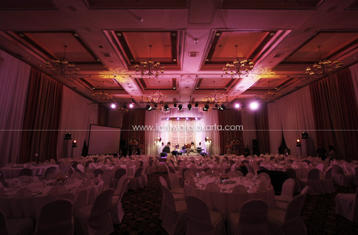 Mrs. Rita's Birthday ; Decoration by Mawar Prada Decoration ; Located in Aryaduta ; Lighting by Lightworks