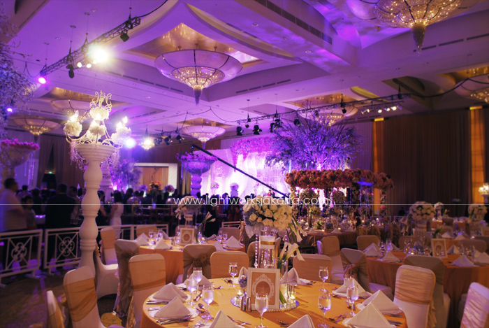 ritzcarlton pacific place ballroom lightworks