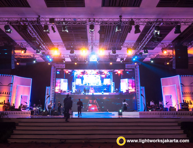 Abang None Jakarta 2016 |Venue at The Kasablanka | Sound by Soundworks Jakarta | Lighting by Lightworks Jakarta