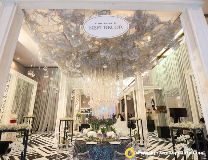 Jakarta Wedding Festival 2016 | Venue at Jakarta Convention Center | Vendors: Nefi Decor, Lightworks Jakarta, Pullman Thamrin, Red Ribbon Souvenir, Airy Design, Weddingku, Rio Motret, Lili Vicky, Amaryllis, Grand Hyatt, Culture Royal, Intercontinental, Raffles, RCPP, Hillton Bandung, Kamaya Bali, Alila Bali