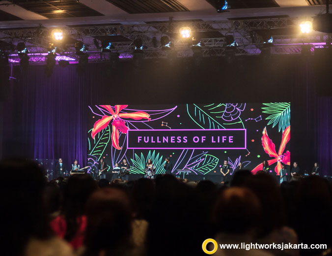 """TWC 2016 """"Fullness of Life"""" 