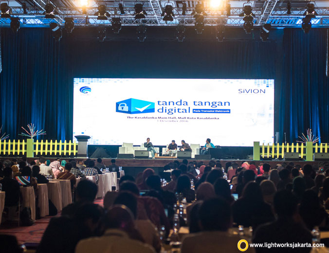 """Tanda Tangan Digital"" by Menteri Komunikasi dan Informatika 