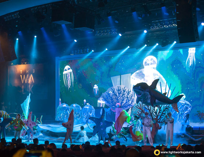 """Under The Sea"" by Christ Cathedral Church Serpong 