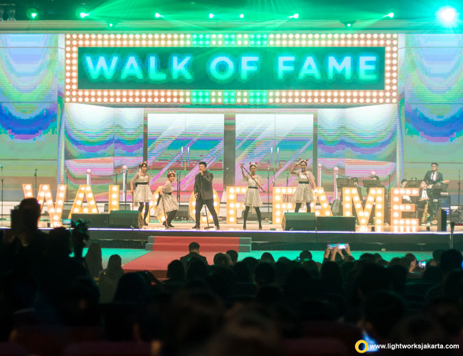 """Walk Of Fame"" by Christ Cathedral Church 