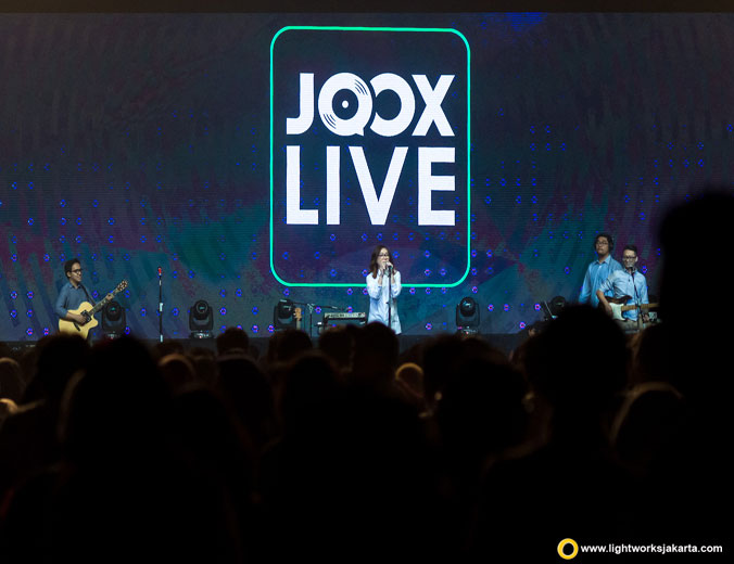 JOOX LIVE: Galih & Ratna Music Concert | Venue at The Kasablanka | Musicians: White Shoes & The Couples.Co, Sheryl Sheinafia, Rendy Pandugo, Sore, Gamaliel Audrey Cantika, Ivan Gojaya, Agustin Oendari | Promotor by Berlian Entertainment | Sound system by Soundworks Jakarta | Lighting equipment by Lightworks