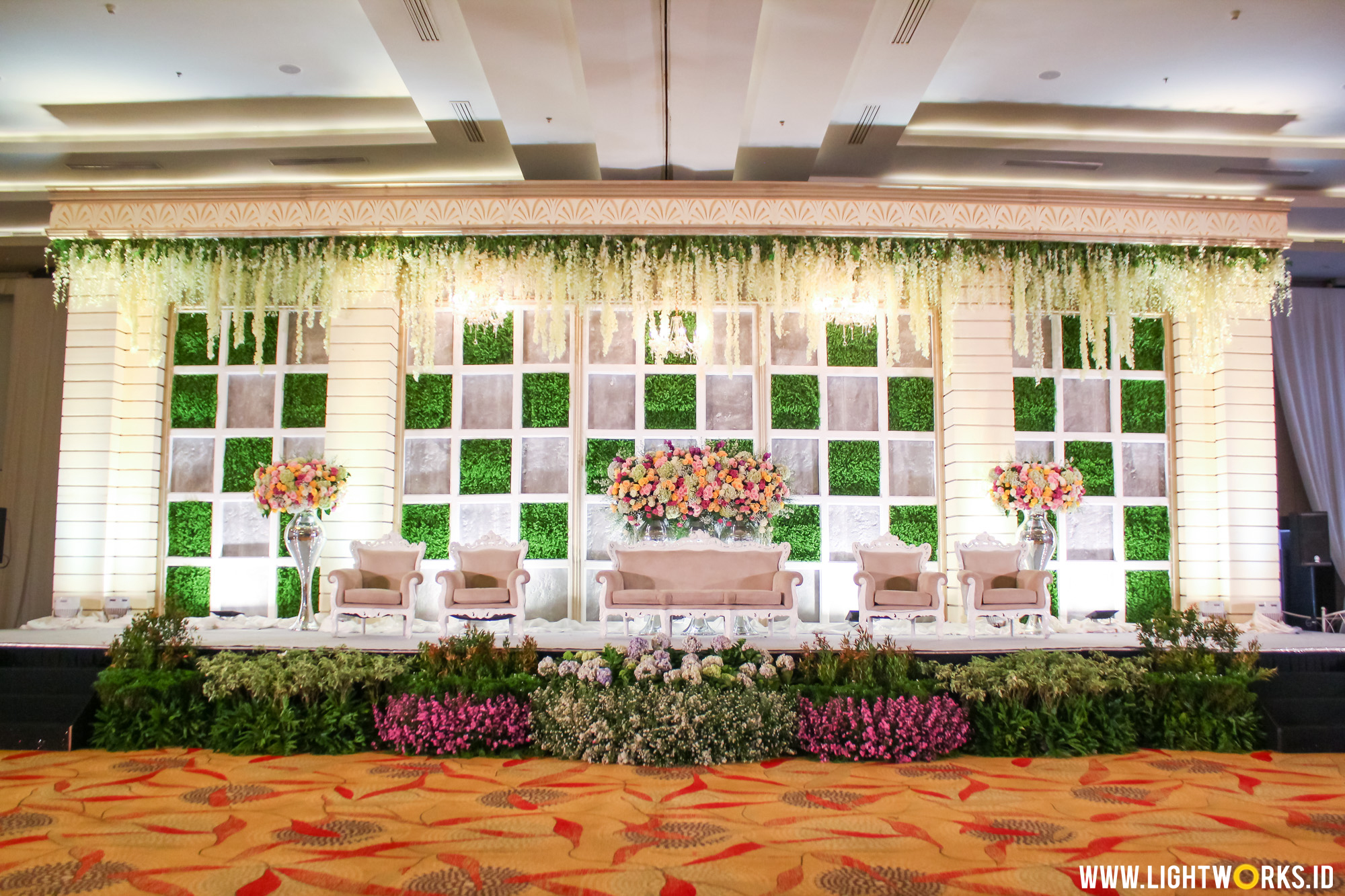 Wedding of Julfendra and Mell | Venue at Discovery Convention and Hotel Ancol | Decoration by White Pearl Decoration | Organised by Partee Organiser | MC: Adi Chandra | Entertainment by Red Velvet Entertainment | Handbouquet by Pre Fleur Indonesia | Suit by Wong Hang Tailor | Gown by Ritz Taipei | Make up artist by Winnie Neuman | Photo and video by Maximus Pictures | Wedding cake by Eiffel Cake | Wedding car by Fendi Wedding Car | Photobooth by Mustard Photobooth | Souvenir by Fine Wedding Souvenir | Wedding Ring by Miss Mondial | Groom's Corsage by Smitten | Lighting by Lightworks