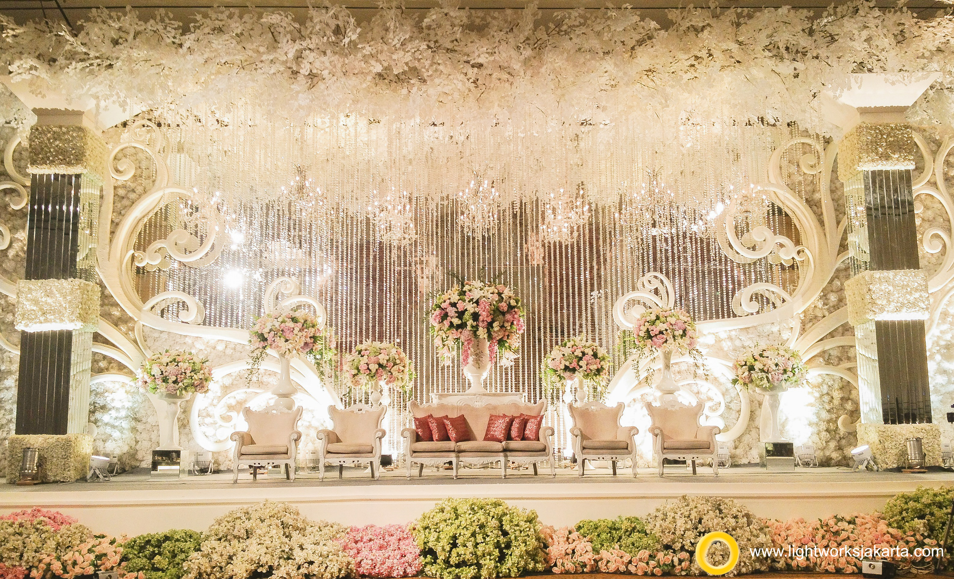 Magical Wedding Gate Lightworks